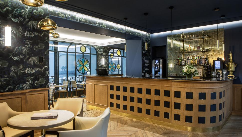 Hôtel Saint Petersbourg - Bar