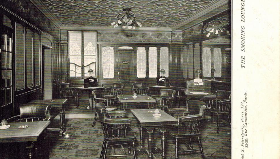 Hôtel Saint Petersbourg - History